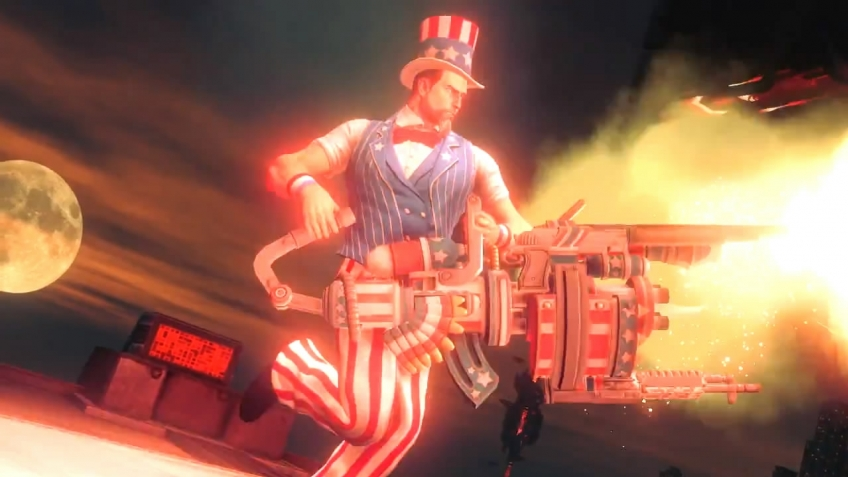 Saints Row 4 - Independence Day Trailer