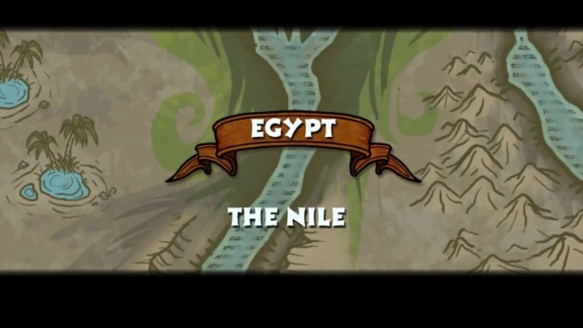 Age of Empires Online - The Egyptians Trailer