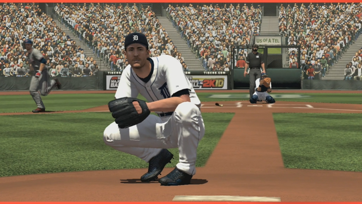 Major League Baseball 2K10 - Pitchers vs. Hitters Trailer 4