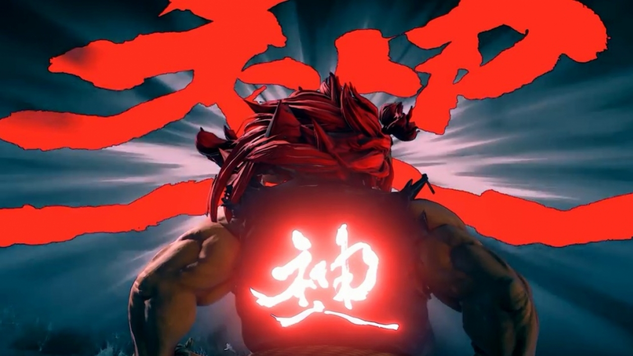 Street Fighter V - Akuma Reveal Trailer