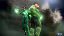 Green Lantern: Rise of the Manhunters - Трейлер