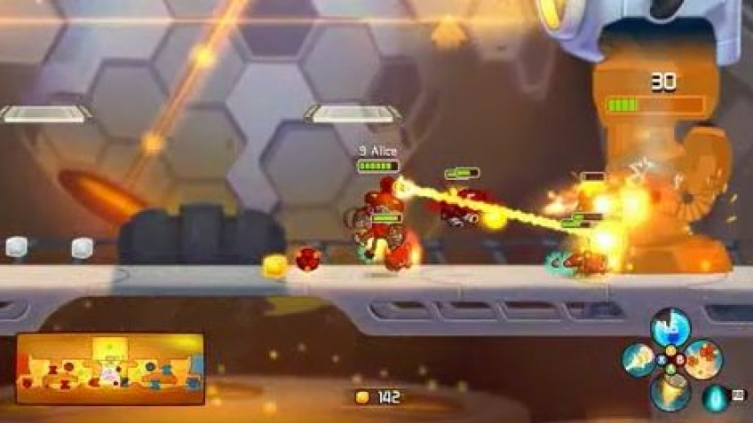 Awesomenauts - Yuri Gameplay Trailer