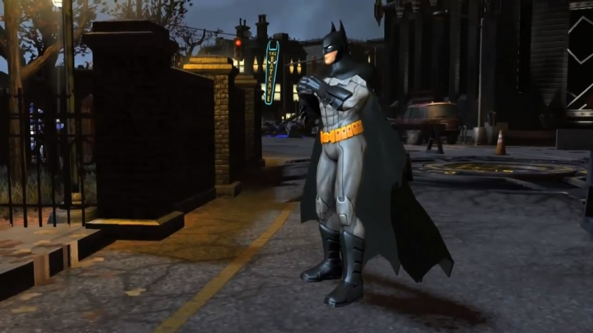 Infinite Crisis - Champion Profile Batman Trailer