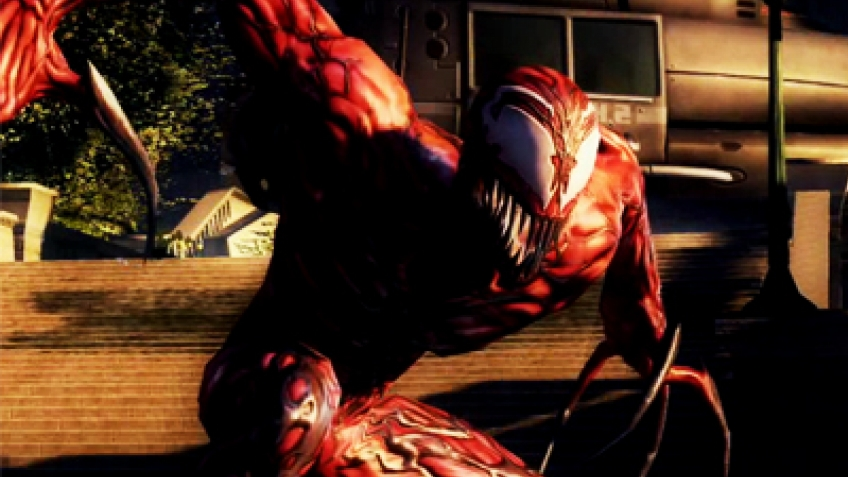 Marvel Ultimate Alliance 2 - Carnage Trailer