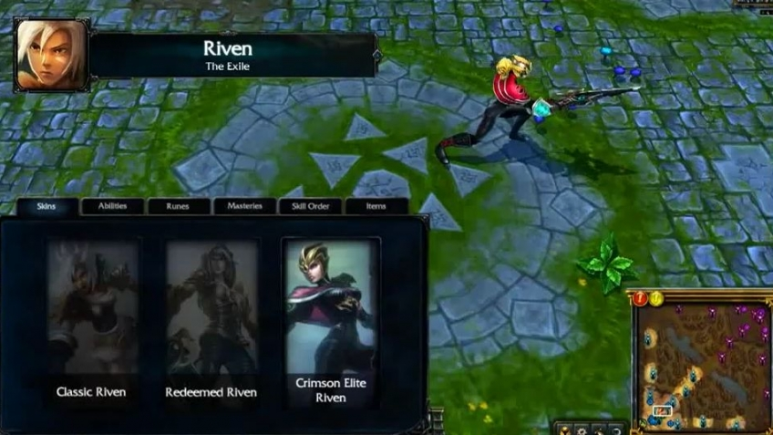 League of Legends - Riven Champion Spotlight Trailer