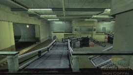SOCOM: U.S. Navy SEALs Fireteam Bravo 3 - Iron Coffin Trailer