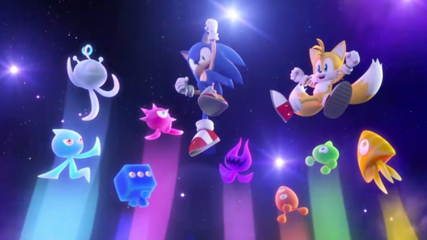 Sonic Colors - Multiplayer Trailer