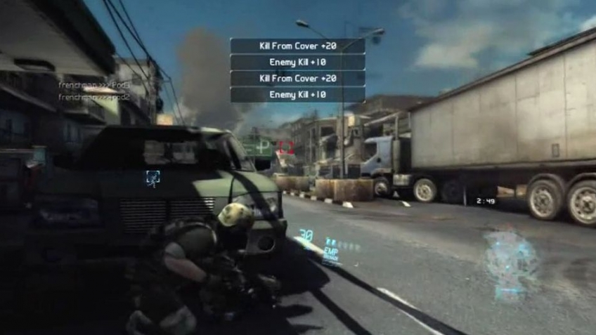 Tom Clancy's Ghost Recon: Future Soldier - Multiplayer First Look Trailer