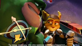 Ratchet and Clank: A Crack In Time - Видеорецензия