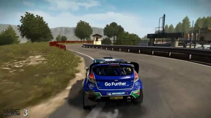 WRC 3 - Rally de España Gameplay Trailer