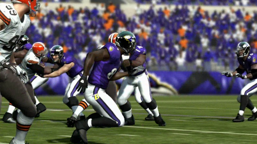 Madden NFL 11 - AFC North Sizzle Trailer