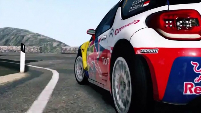 WRC 3 - Rally Spain 60 Second Highlight Reel Trailer