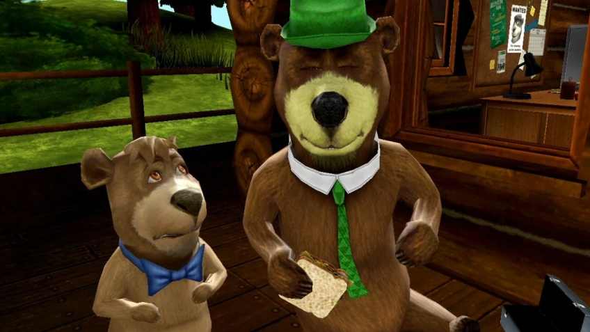 Yogi Bear: The Video Game - Trailer 2