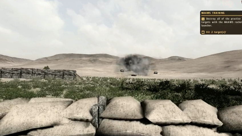 ArmA 2: Operation Arrowhead - Weapons Gameplay Preview Trailer