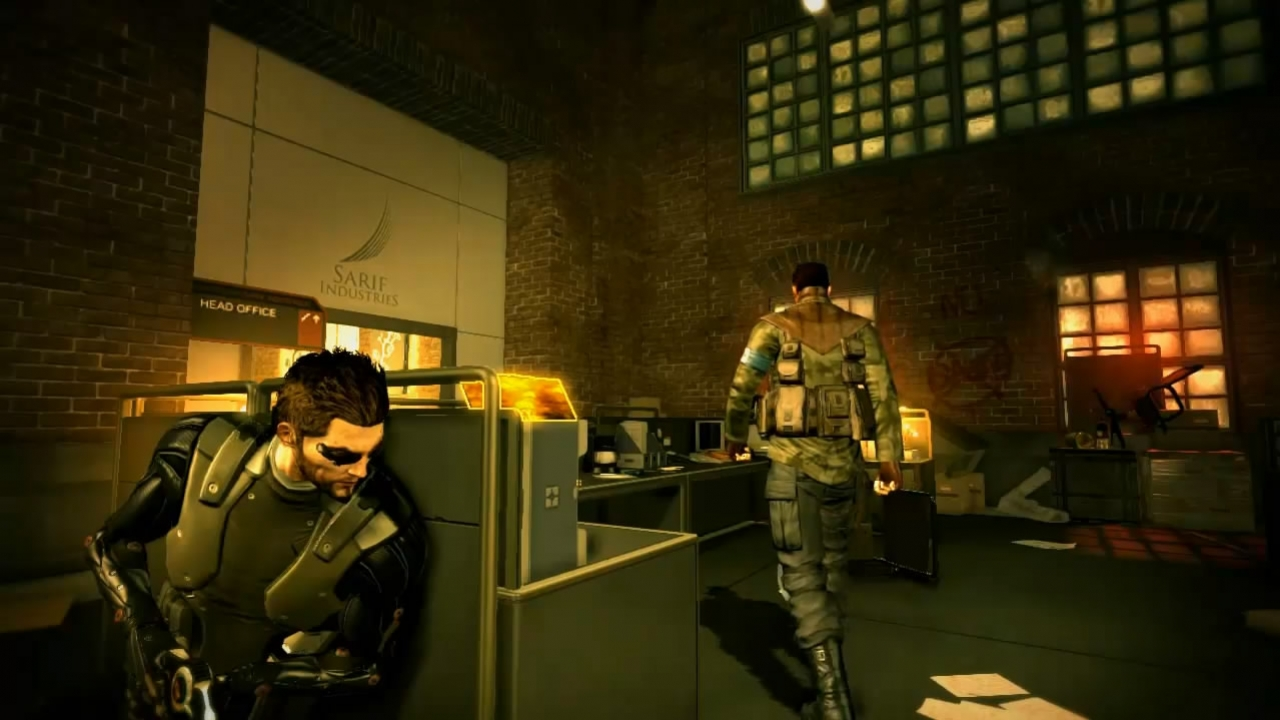 Deus Ex: Human Revolution - Stealth Trailer