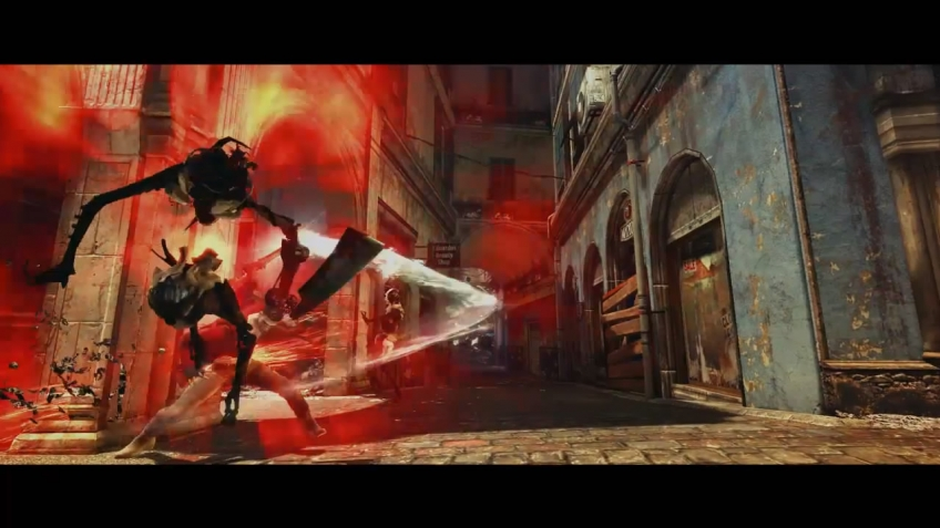 DmC - Devil May Cry E3 2011 Trailer