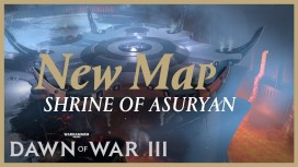 Warhammer 40 000: Dawn of War 3. Трейлер Shrine of Asuryan