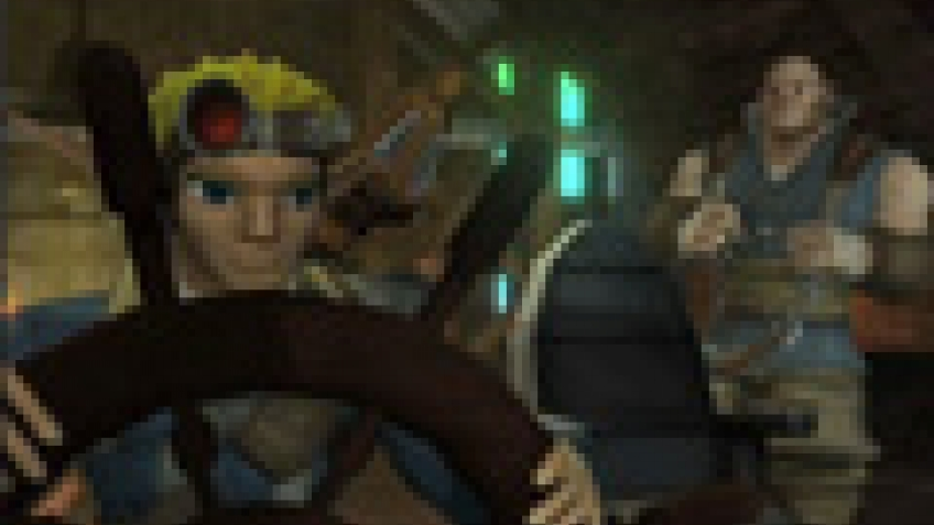 Jak and Daxter: The Lost Frontier - Cinematic Trailer