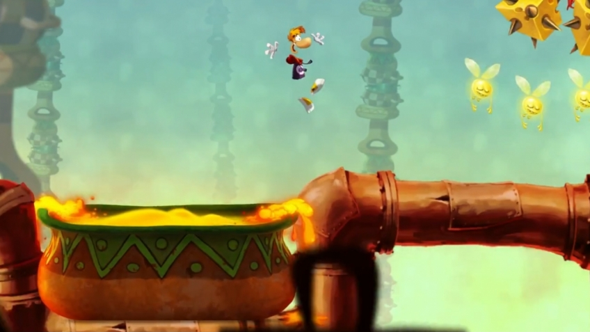 Rayman Fiesta Run - Launch Trailer