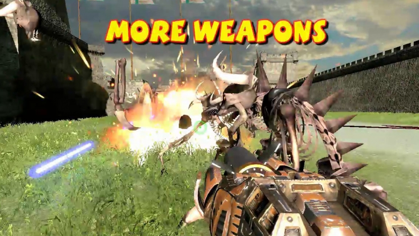 Serious Sam: The Second Encounter HD - Trailer