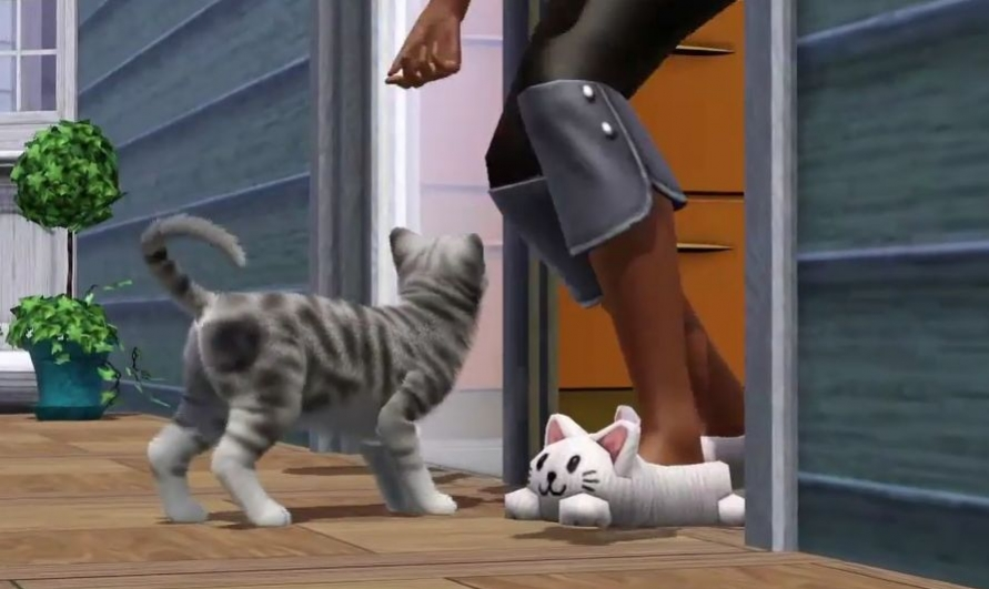 The Sims 3 Pets - Trailer
