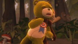 Naughty Bear - E3 2010 Trailer