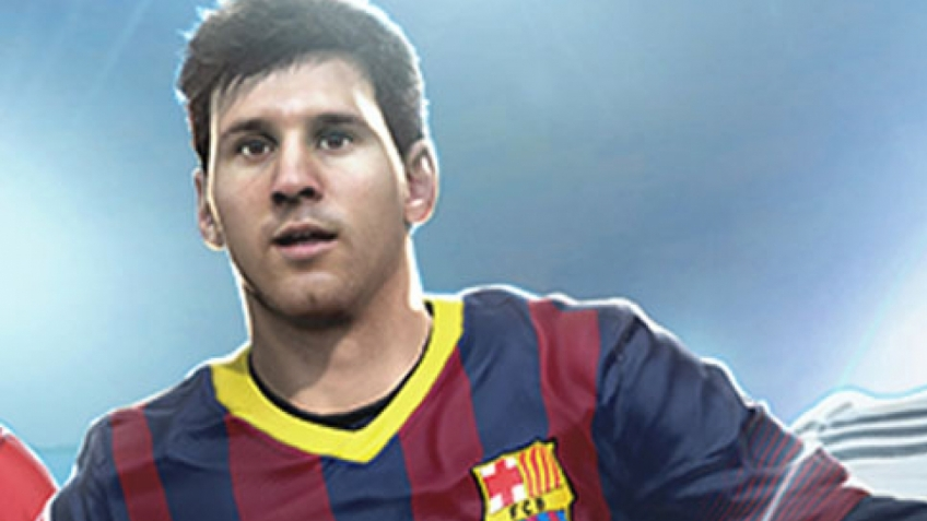 FIFA 15 - Preview