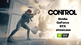 Control. Трейлер Real-Time Ray Tracing