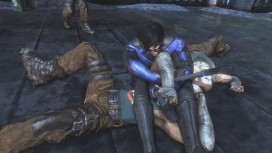 Batman: Arkham City - Nightwing DLC Trailer