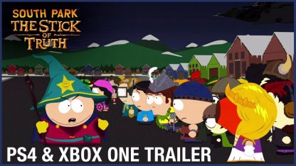 South Park: The Stick of Truth. Релизный трейлер