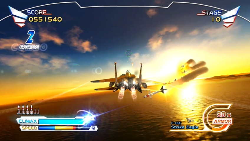 After Burner: Climax - Trailer