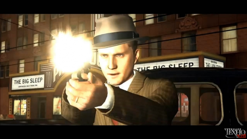 L.A. Noire - The Complete Edition Trailer (с русскими субтитрами)