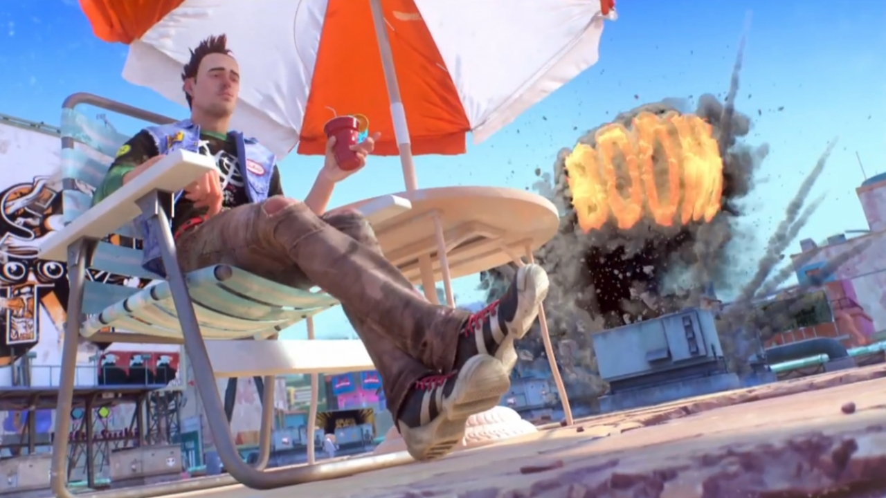 Sunset Overdrive - E3 2014 Trailer and Gameplay Demo