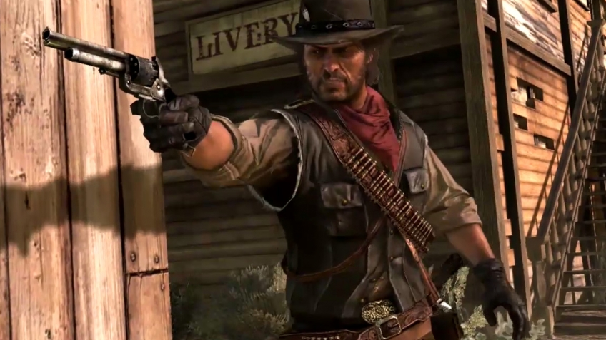 Red Dead Redemption - Life in the West Trailer