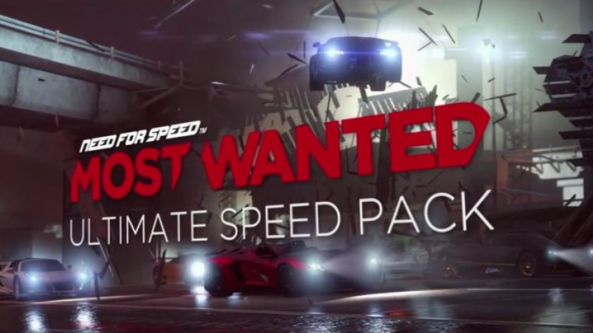 Need For Speed: Most Wanted (2012) - Speed Pack Trailer