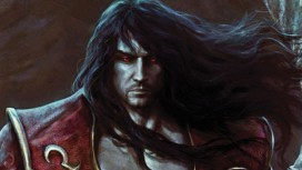 Castlevania Lords of Shadow 2 - Начало игры
