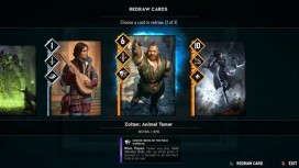 Gwent: The Witcher Card Game - E3 2016 Trailer