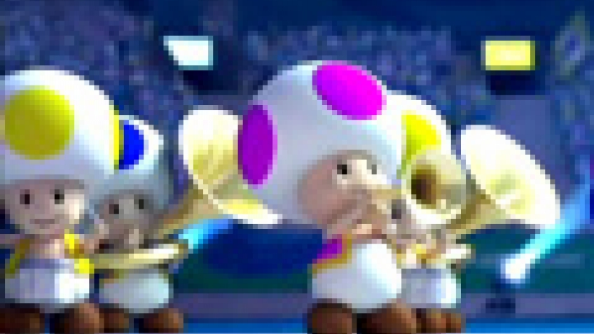 Mario & Sonic at the Olympic Winter Games - Opening Ceremonies Trailer