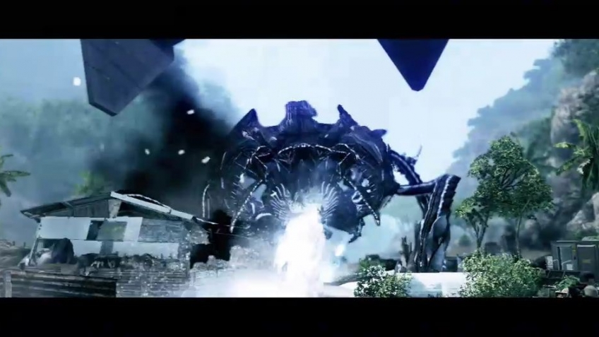 Crysis - PS3/Xbox 360 Launch Trailer