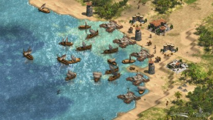 Age of Empires: Definitive Edition. Трейлер с выставки E3