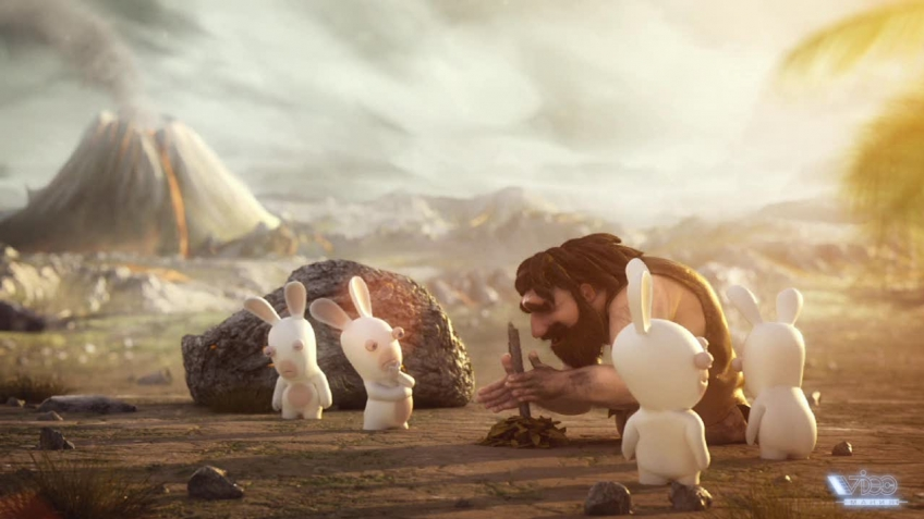 Raving Rabbids Travel In Time - E3 2010 Trailer