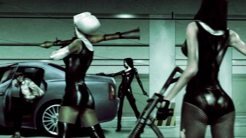 Hitman: Absolution - The Saints ICA File Trailer