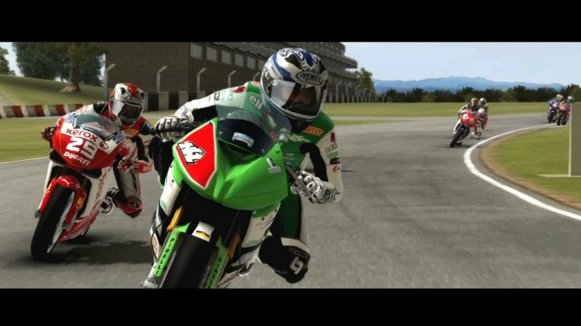 SBK X: Superbike World Championship - Legendary Roster Trailer