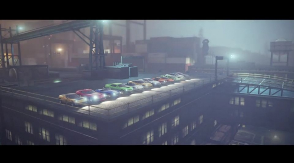Need For Speed: Most Wanted (2012) - Gamescom 2012 Multiplayer Trailer