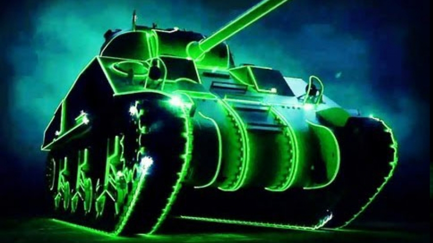 Репортаж: Презентация World of Tanks для Xbox 360