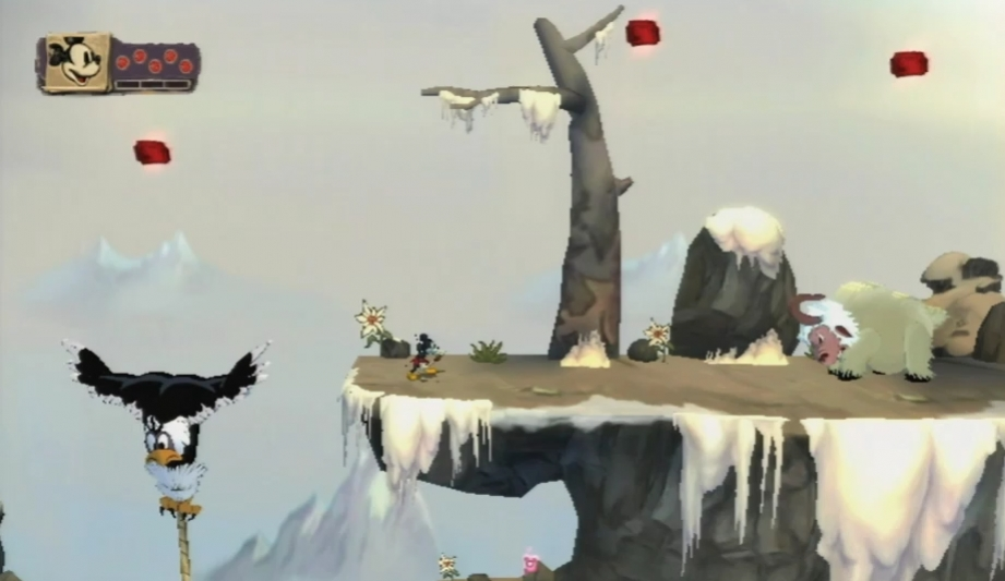 Epic Mickey - Gameplay Trailer2