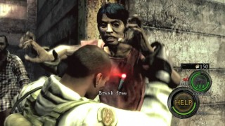 Resident Evil5 - PlayStation Move