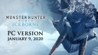 Monster Hunter World: Iceborne. Трейлер PC-версии