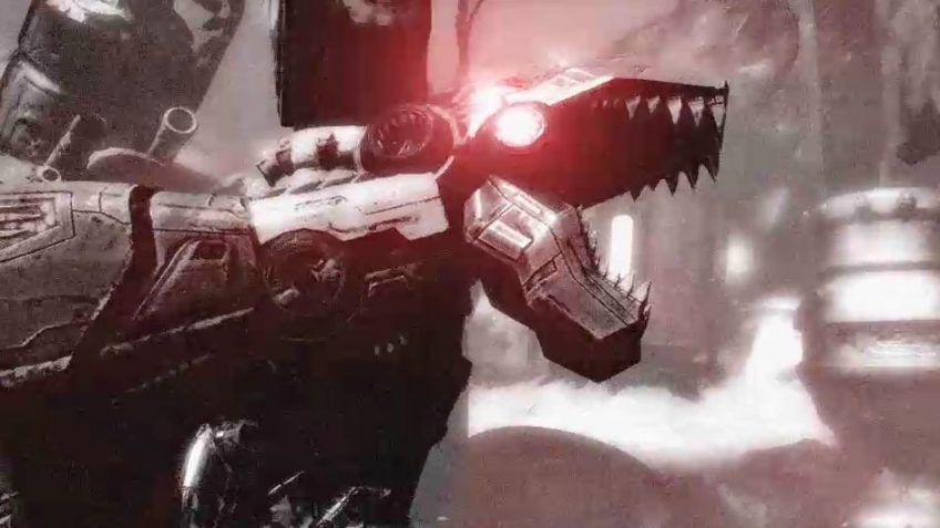 Transformers: Fall for Cybertron - Comic Con 2011 Trailer