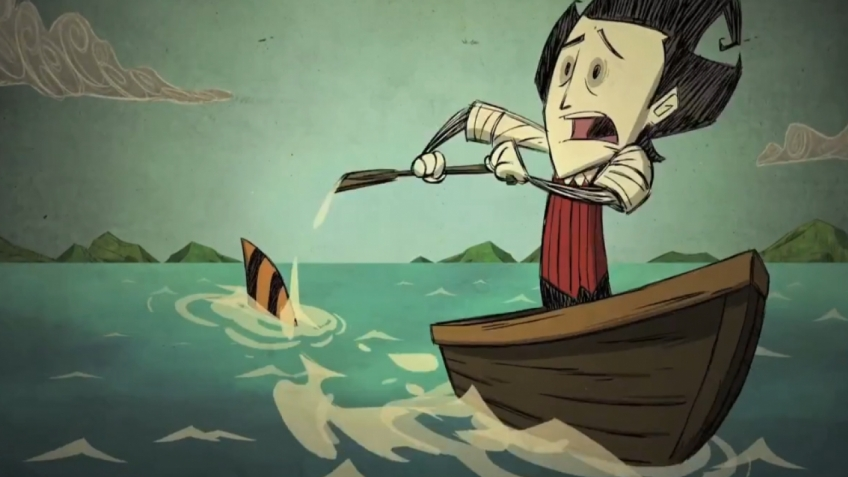 Don't Starve: Shipwrecked - Announcement Trailer